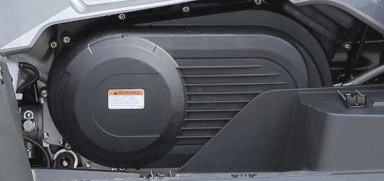 Výkonný motor EFI