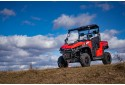 Expedice Rumunsko Linhai T-Boss 550 EPS