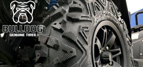 Nová značka ATV/UTV pneumatik Bulldog