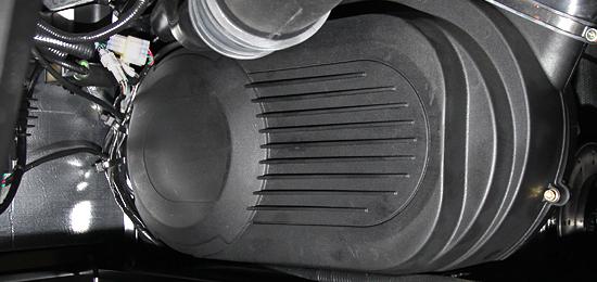 Spolehlivý motor