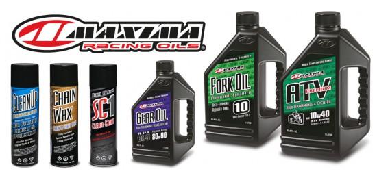 MAXIMA - Americké oleje a přípravky
