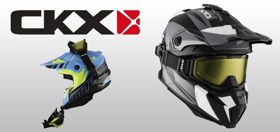 CKX - Přilby pro celý rok