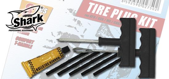 SHARK - Sada na opravu pneumatik
